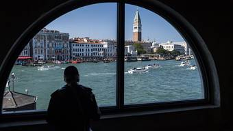 Touristen müssen vorläufig keinen Eintritt bezahlen, um Venedig zu besuchen. (Archivbild)