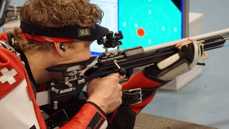 Am 12. und 14. August steht der 24-jährige Holderbanker Jan Lochbihler an den Olympischen Spielen in Rio im Einsatz.