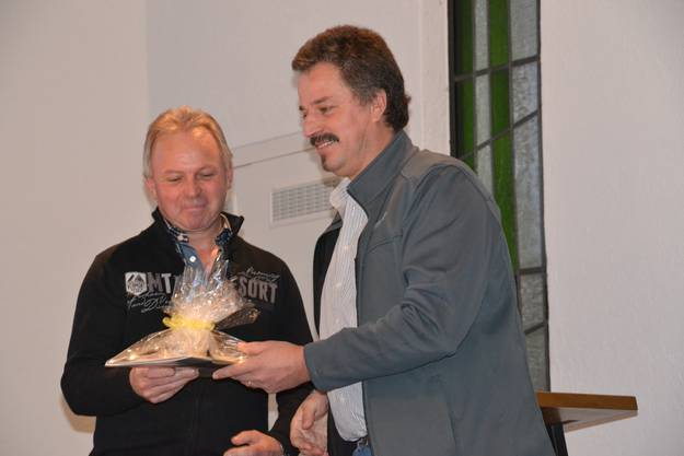 Martin Nietlisbach und Peter Bütler