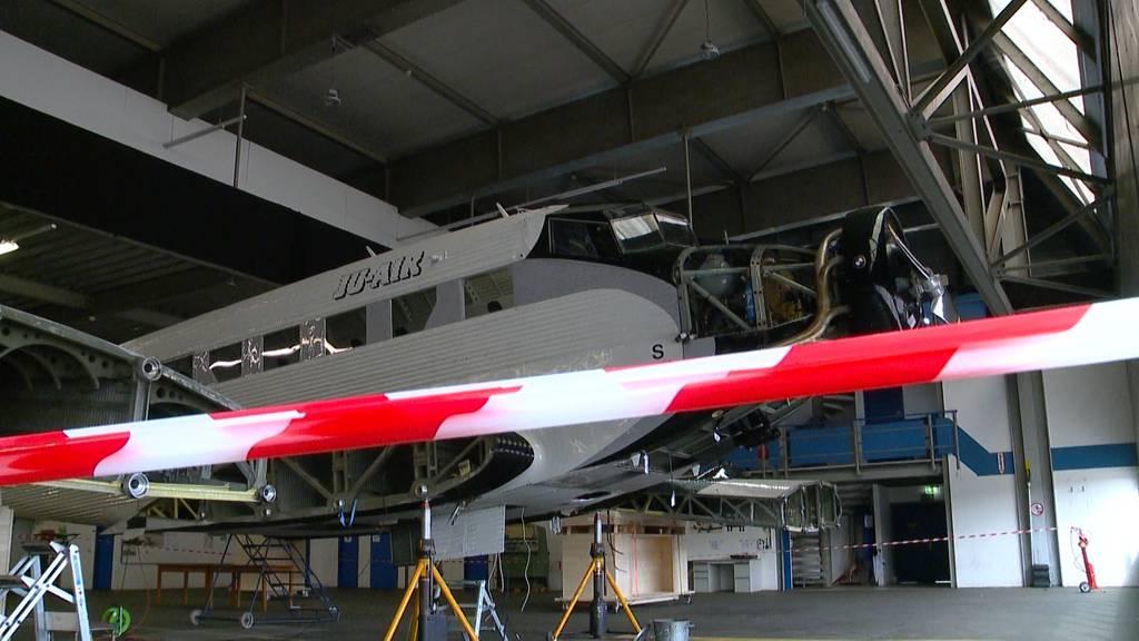 Ju-Air-Flotte für 2 Jahre gegrounded