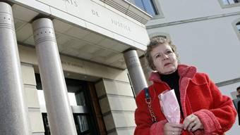 Vom Bundesgericht freigesprochene Gewerkschafterin