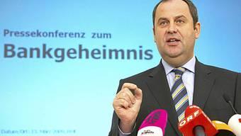 Österreichs Finanzchef Pröll (Archiv)
