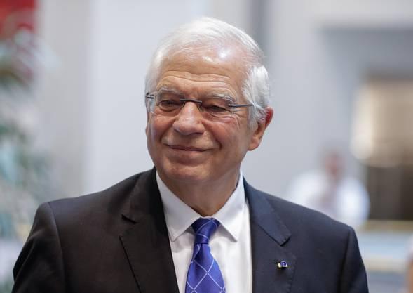 Der nächste EU-Aussenbeauftragte soll Josep Borrell aus Spanien sein.