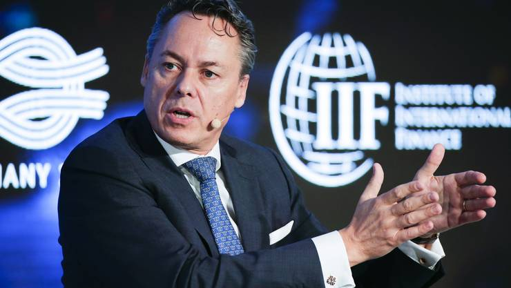 Er gibt künftig die Richtung vor bei der UBS: Ralph Hamers