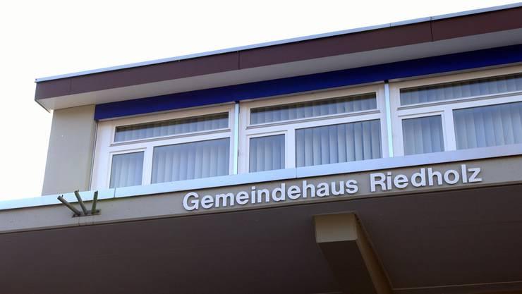 Gemeinderat Riedholz hat das Budget 2020 verabschiedet. (Archivbild)