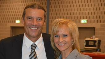 Ähnlich wie SVP-Staatsrat Oskar Freysinger ist auch Nationalratskandidatin Nicole Müller-Boder dem Islam gegenüber kritisch eingestellt.