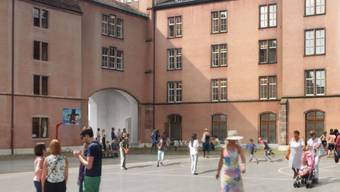 Projektvorstellung Kaserne Neubau