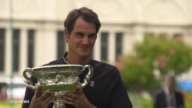 Wie lang kann Federer noch?