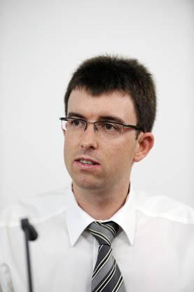 SVP-Grossrat Clemens Hochreuter