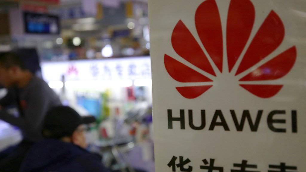 Soll sich Betriebsgeheimnisse von T-Mobile illegal angeeignet haben: der chinesische Telekom-Konzern Huawei. (Symbolbild)