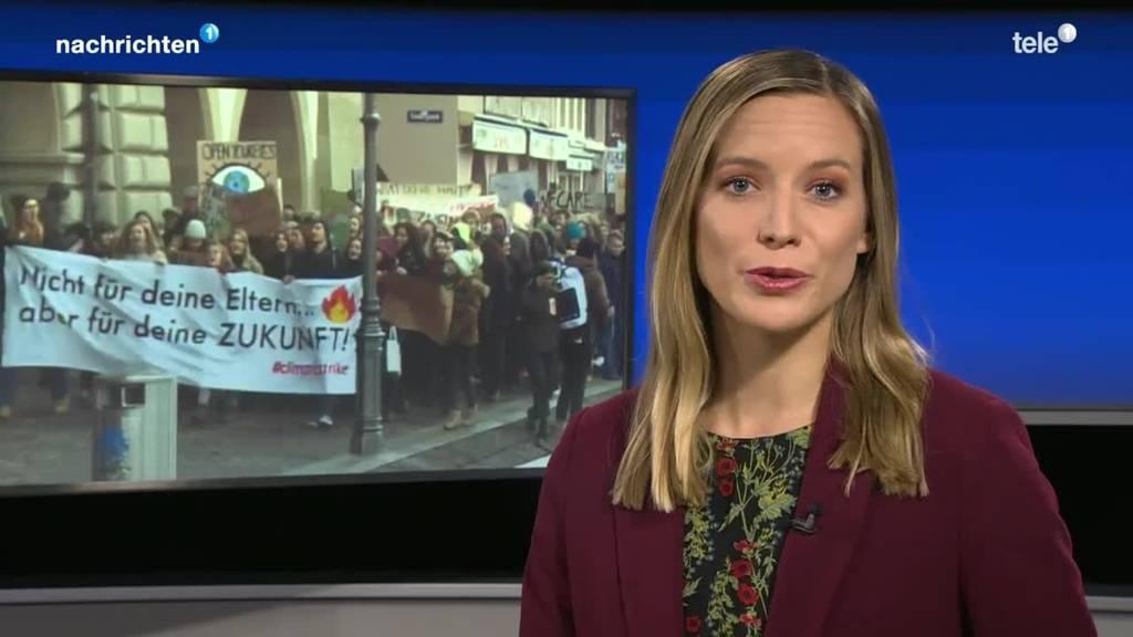 Reaktionen Klimastreik