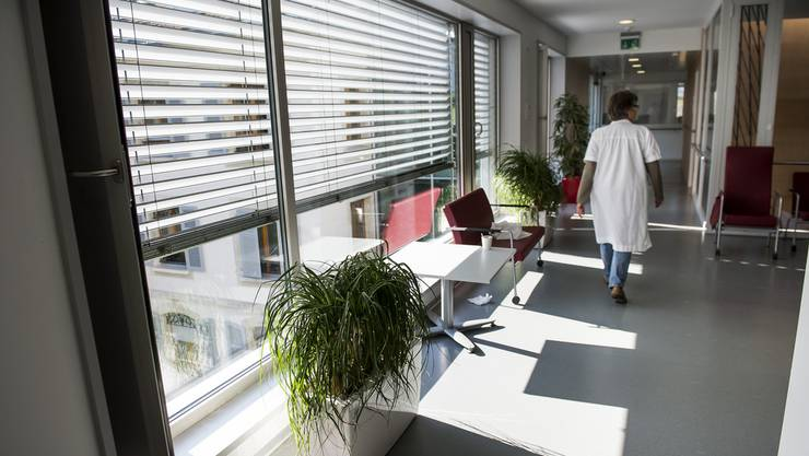 Bei der Intensivbetreuung erhält der Patient während 24 Stunden am Tag eine Eins-zu-eins-Betreuung. (Symbolbild)