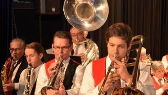 Die fünfköpfige Dixie-Gruppe begeisterte das Publikum. René Birri