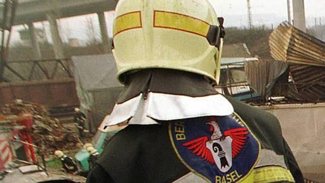 Auch Basler Feuerwehr im Einsatz (Symbolbild)