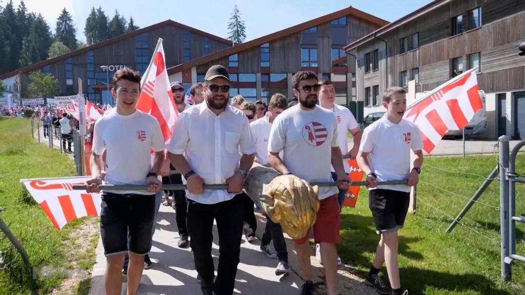 Berner Regierung übt scharfe Kritik am Jura nach Jubiläumsfeier
