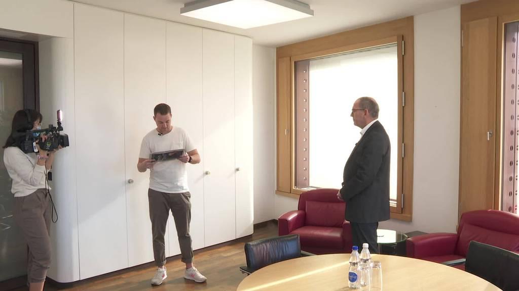 «Ich stehe dazu»: Bruno Damann zu den Vorwürfen