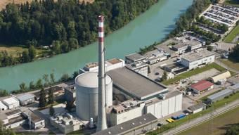 Das Atomkraftwerk Mühleberg (Archiv)