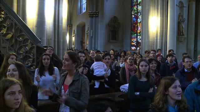 Nationaler katholischer Jungendtag