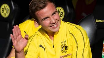 Mario Götze verabschiedet sich aus der Bundesliga in Richtung Eindhoven