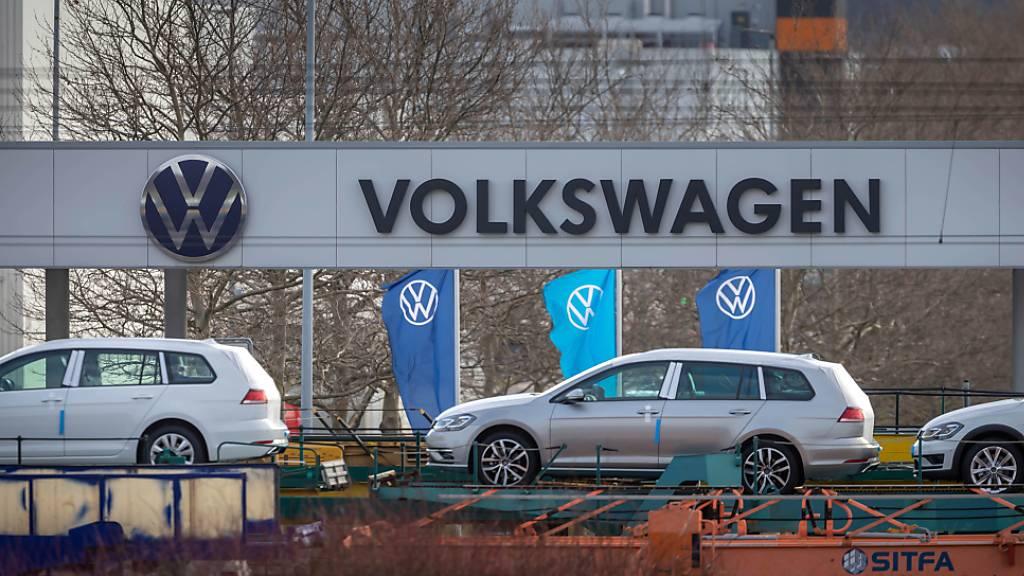 Volkswagen-Werke in Europa vorübergehend lahmgelegt