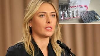 Maria Scharapowa hat mit Meldonium gedopt – jeft fahren alle auf die Substanz ab