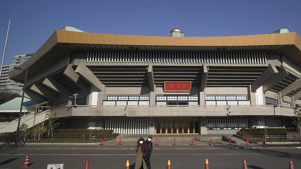 Das Nippon Budokan gilt als Zentrum der japanischen Kampfsportkunst