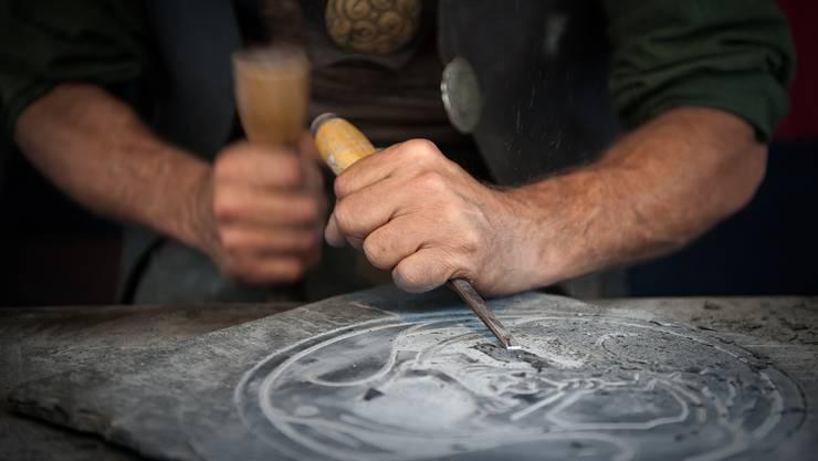 Kunsthandwerk aus Speckstein