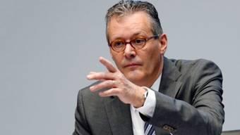 «Unter den sechs unabhängigen Verwaltungsräten herrscht Einigkeit»: Paul Hälg. Foto: KEYSTONE/Ennio Leanza
