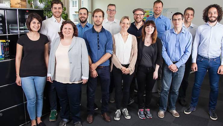 Kleines Team, grosse Geschäftsidee: Das Start-up Quitt ist nominiert für den SEF.Award, der heute in Interlaken verliehen wird.