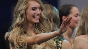 Manuela Frey aus Brugg: Das schönste Jungmodel