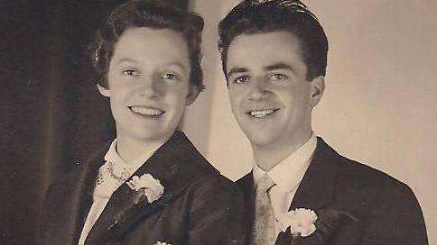 Hanny&Hans Enz - 15.10.1955