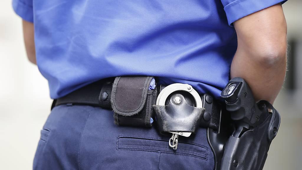 Streit am Bahnhof eskaliert – eine Person verhaftet