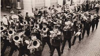 Brass Band Harmonie feiert 150-Jahr-Jubiläum