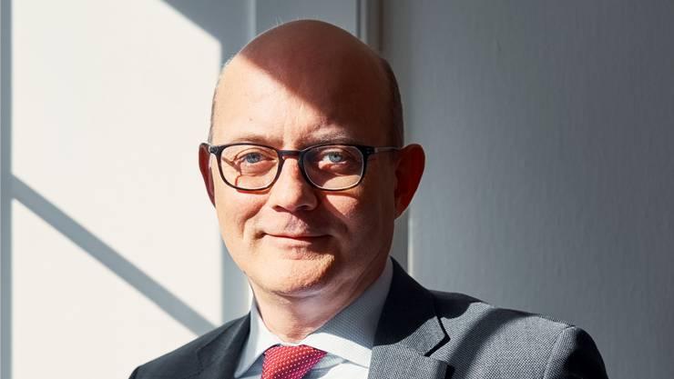 Martin Lorenzon will Menschen helfen. Colin Frei