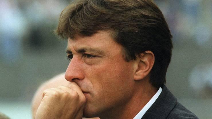 Schällibaums erste Trainerstation heisst Nyon: Von 1995 bis 1997 trainiert er Stade Nyonnais.