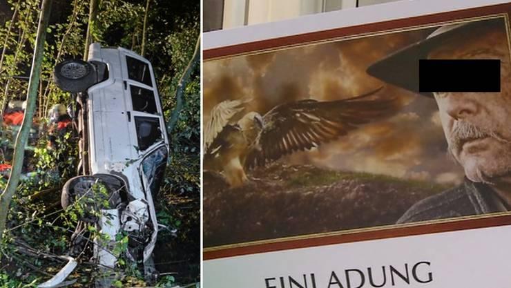 Tödlicher Unfall in Rohr: Der Verstorbene hätte im Januar seinen 60. Geburtstag feiern wollen.