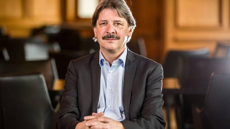Paul Rechsteiner, SP.