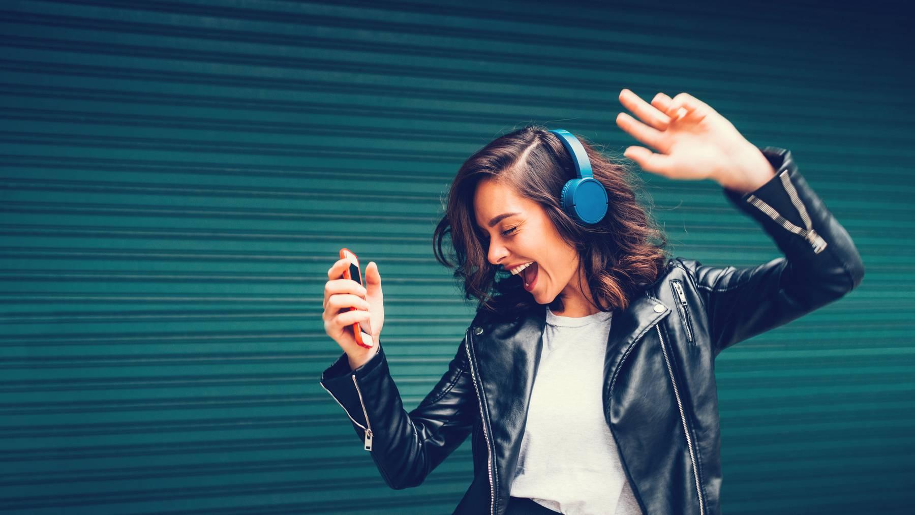 Eine neue Umfrage krönt die grössten Gute-Laune-Songs. (Symbolbild)