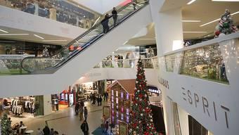 Das Berner Einkaufszentrum Westside ist eine Ausnahme: Es hat letztes Jahr mehr Umsatz erwirtschaftet. (Archiv)