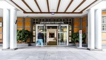 Universitätsspital Zürich.