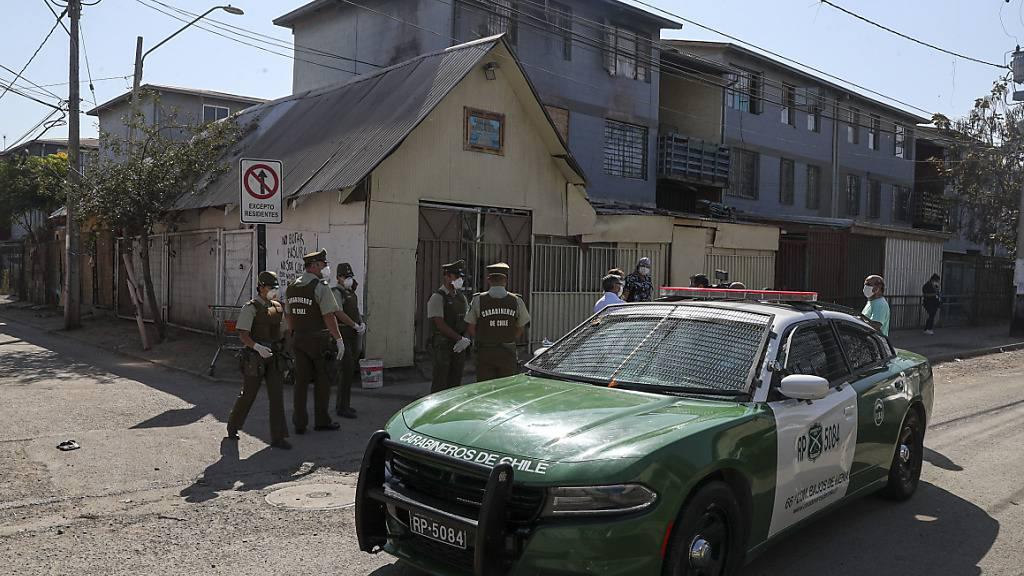 Sechs Festnahmen nach «Jahrhundert-Raub» in Chile