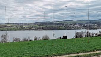 Im Gebiet Grubmatt (über der «Häusergasse, im Volksmund Panoramaweg genannt) soll ein Bauernhof entstehen.