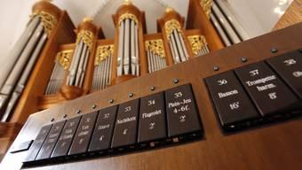 Die Orgel in der Grenchner Eusebiuskirche wurde neu renoviert