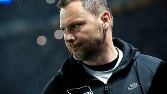 Die Zeit von Pal Dardai als Hertha-Trainer läuft im Sommer ab