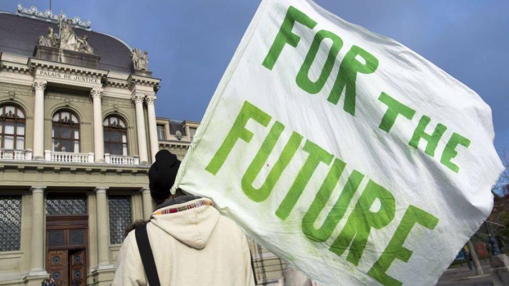 Nach sieben Jahren Anstieg gehen Ausgaben für Umwelt zurück