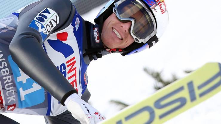 Gregor Schlierenzauer verzichtet in diesem Winter auf weitere Einsätze