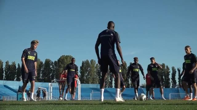 Doppeladler-Affäre schweisst Schweizer Team zusammen
