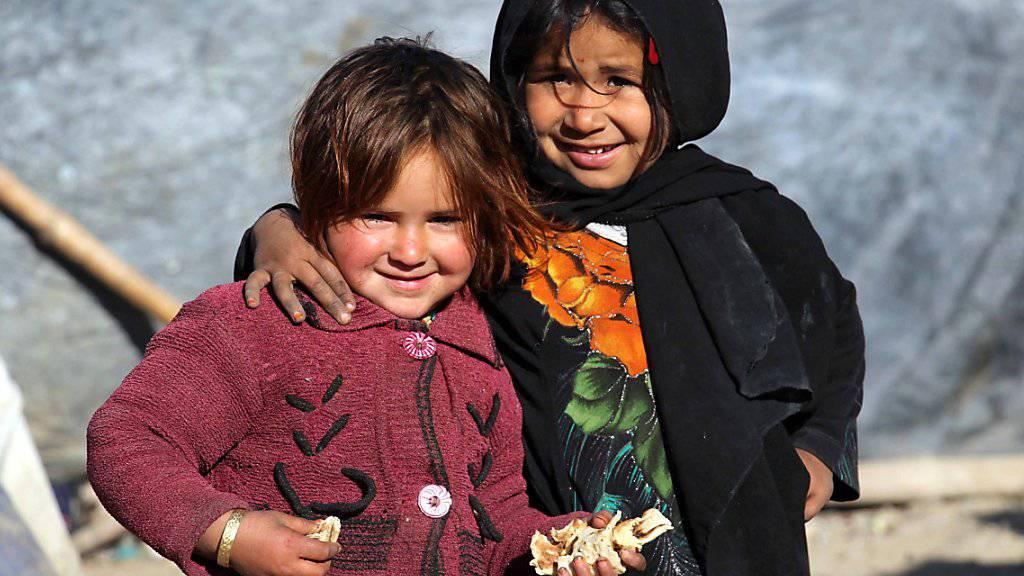 Afghanistan ist eines der Länder, in dem laut Unicef Kinder Gewalt und Hunger ausgesetzt sind. (Archivbild)