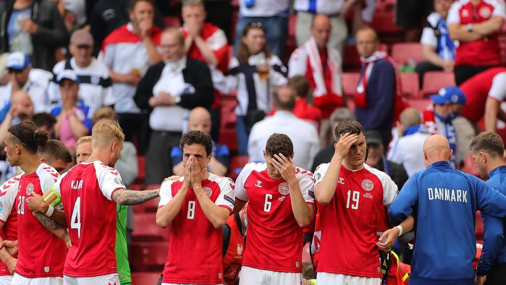 Entwarnung nach Eriksen-Kollaps – Finnen gewinnen 1:0