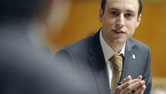 Christian Wasserfallen politisiert bereits in seiner dritten Legislatur und steht vor der Frage: Wie weiter?
